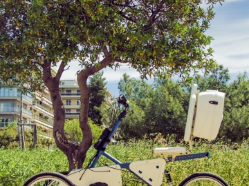 "Handcrafted vehicle by Elektronio για μία ""άλλη"" αστική μετακίνηση| supportbusiness.gr"