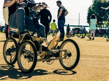 Elektronio: Το τρίτροχο ηλεκτρικό ποδήλατο που κερδίζει τις εντυπώσεις| voria.gr