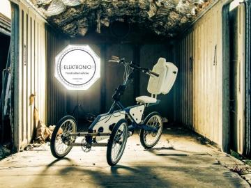 Elektronio, το οικολογικό ποδήλατο που αλλάζει τον τρόπο των αστικών μετακινήσεων| Mancode.gr