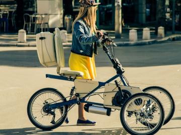 Άννα Χλιούρα (νέοι που επιχειρούν): Το όραμά μας είναι να προτείνουμε κάθε χρόνο νέους τρόπους αστικής μετακίνησης.|platform.gr