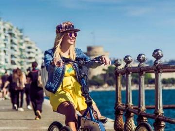 Elektronio: Ένα τρίτροχο ηλεκτρικό ποδήλατο από τη Θεσσαλονίκη ετοιμάζεται να κατακτήσει τις πόλεις του κόσμου | huffingtonpost.gr