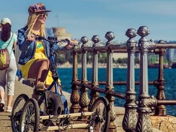 Καινοτομώντας στην Αστική Ποδηλασία | protothema.gr