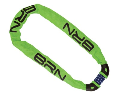 BRN Chain lock 6x900mm Green