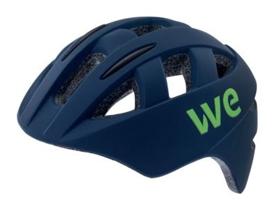 BRN WE Helmet Matt Blue 54-58cm – One Size