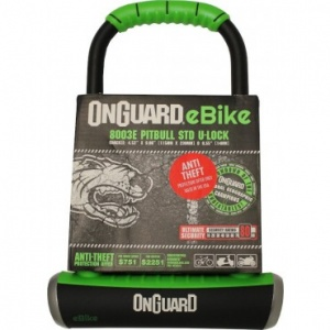 on-guard-pitbull-standard-bicycle-u-lock-e-bike-8003E