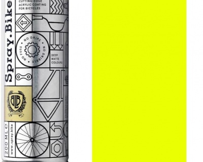 Spray.Bike Fluro Yellow – 200ml