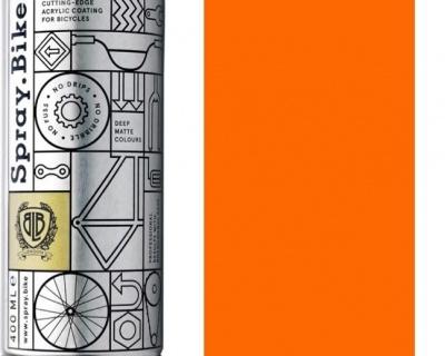 Spray.Bike Fluro Orange – 400ml
