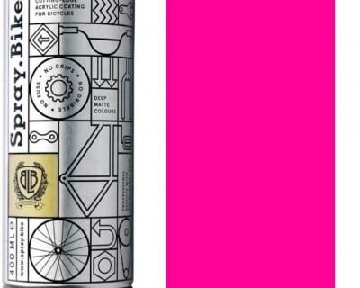 Spray.Bike Fluro Pink – 400ml