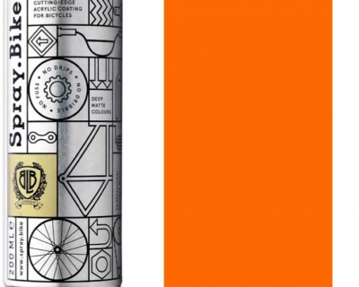 Spray.Bike Fluro Orange – 200ml