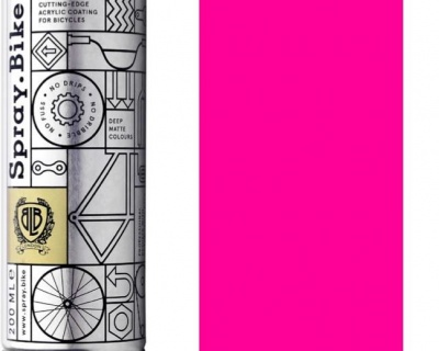 Spray.Bike Fluro Pink – 200ml